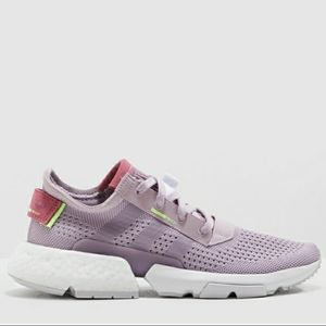 Womens adidas in lilac size 8.5
